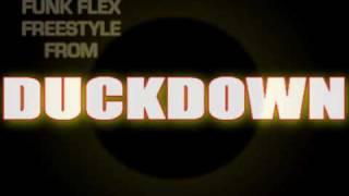 """PROJECT DUCKDOWN/DUCKIE """"ON FUNK FLEX BEAT"""""""
