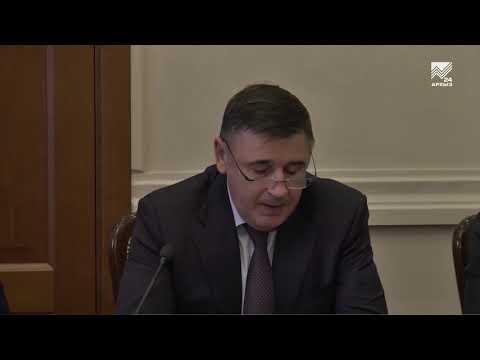На заседании в Доме Правительства обсудили нормативы потребления коммунальных услуг