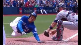 MLB Slick Slides