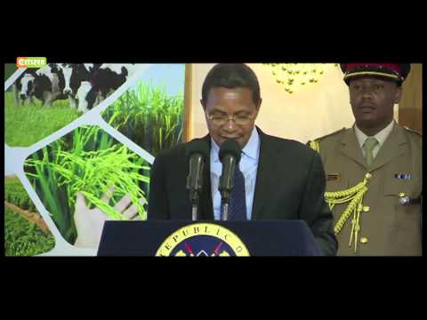 President Kikwete: Kenya is Tanzania's leading trade partner