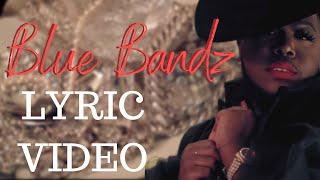Saucy Santana - Blue Bandz [Official Lyric Video]