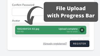 Laravel File Upload with FilePond: Step-by-Step