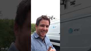 Testing 5G Network with AT&T: Daily Planet