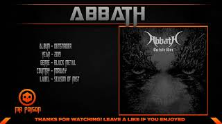 Abbath   Harvest Pyre (Single)