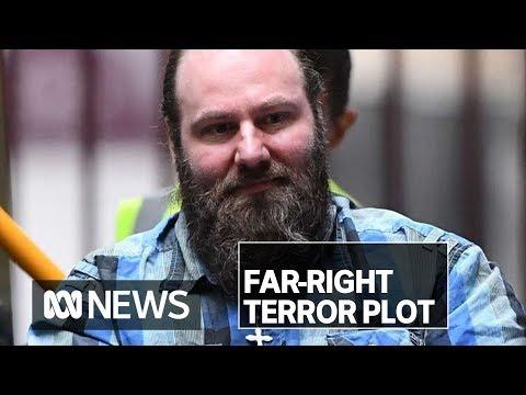 Phillip Galea found guilty of plotting terrorist attacks on Melbourne 'leftist' centres   ABC News