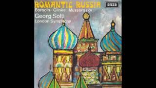 Glinka: Rusland and Lyudmila, Overture — Solti