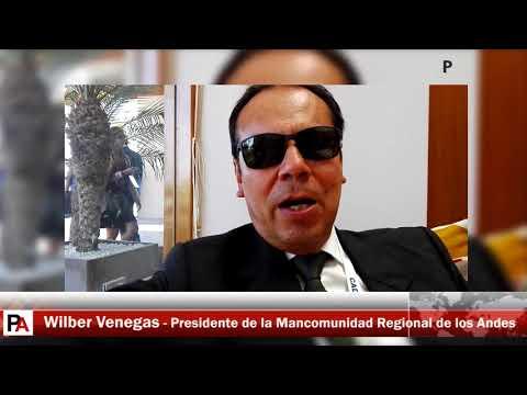 CADE 2017: Entrevista a Wilber Venegas, gobernador regional de Apurímac (II de II)