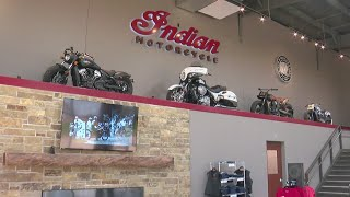 Minnesota Company Indian Motorcycle Sees Surge In Popularity