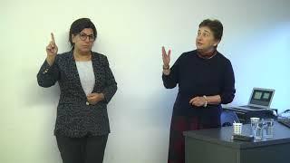 SEÇBİR-ÖA Konuşmaları 68: A. Sumru Özsoy – Türkiye'de ve Dünyada İşitme Engellilik ve Eğitim – 6.12.2017