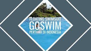 go swim baju renang anak mengapung floswim size L