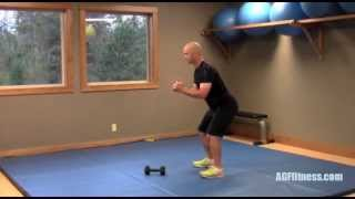 Golf Fitness Video: longer drives with 3 power moves for your golf swing
