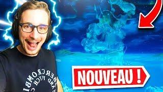 LE TOUT NOUVEAU ROI DES GLACES SUR FORTNITE ! MAGNIFIQUE !!!