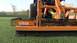 SISIS Osca 3 - Synthetic Turf Maintenance