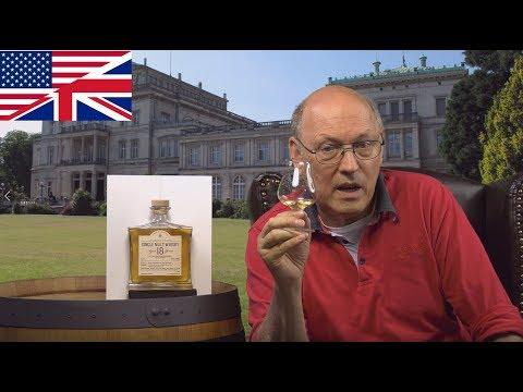 Whisky Review/Tasting: Sonnenscheiner 18 Years