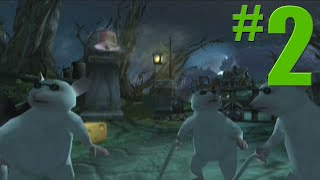 Shrek 2: Game Walkthrough Part 2 - Spooky Forest - No Commentary Gameplay (Gamecube/Xbox/PS2)