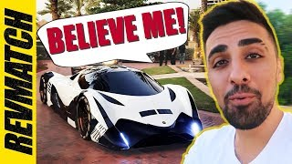 The Devel Sixteen Is Fake