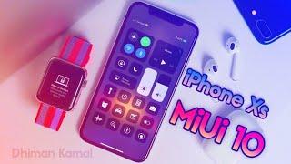 ios 12 theme for miui 8910 ios 12 for miui - मुफ्त ऑनलाइन