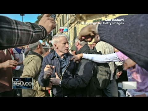 CNN: AC360, Reporters Notebook on Egypt