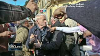 CNN: AC360, Reporters Notebook on Egypt - Video Youtube