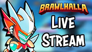 Playing with Viewers! • Brawlhalla 1v1 LIVE STREAM
