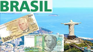 Brazil Currency || Brazilian Real