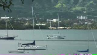 preview picture of video 'Tsunami Kaneohe February 2010'