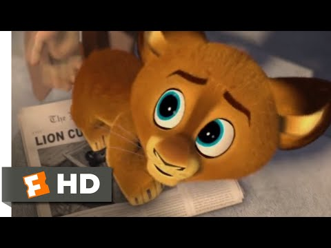 Madagascar: Escape 2 Africa - Baby Alex | Fandango Family