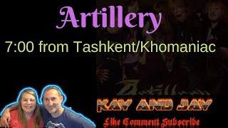 Dad and Daughter React to Thrash Metal - Artillery 7:00 from Tashkent/Khomaniac