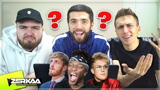 GUESS THE YOUTUBER SONG with Simon & Randolph