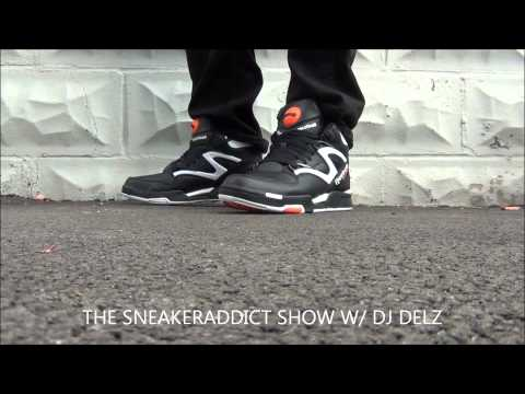 Reebok Dee Brown Omni Lite Pump Sneaker Review + On Feet W/ Dj Delz