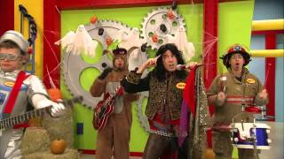 Imagination Movers   Dance Like It's Halloween   Official Music Video   Disney Junior