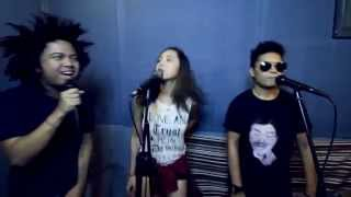 Taylor Swift - SHAKE IT OFF cover by roadfill, Muriel & Pow Chavez