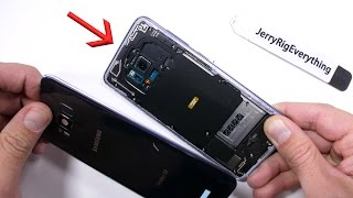 Samsung Galaxy S8 Teardown - Complete Repair Video