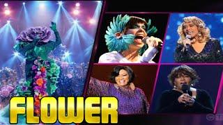 Judges Guesses after Amazed performance | Flower Masked Singer