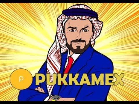 PUKKAMEX - YENI BIRJA VE HEDIYYE TOKEN !!