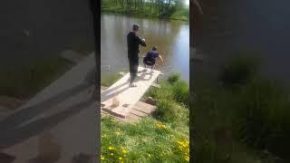 Рыбалка платная в раменском