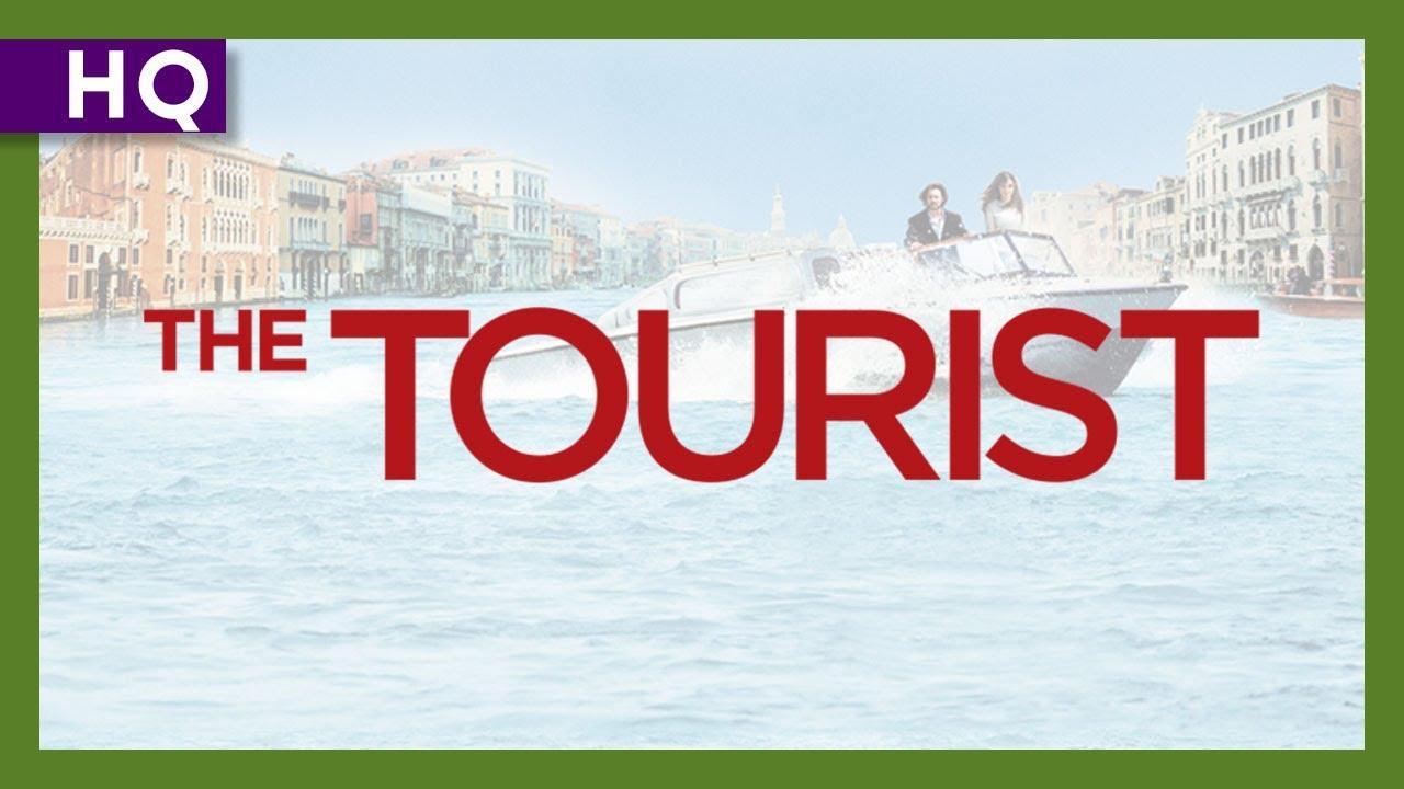Trailer för The Tourist