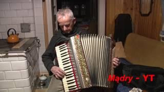 """""""OBEREK"""" z filmu """"Czterej pancerni i pies"""" w wykonaniu akordeonisty Stefana NOWACZKA 2017"""