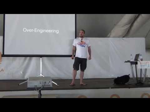 Stop Over-Engenering