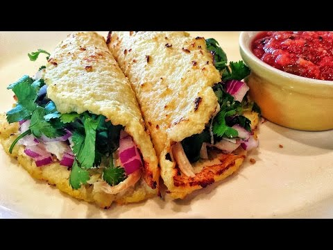 Video Healthy Tacos Recipe - Low Carb High Protein