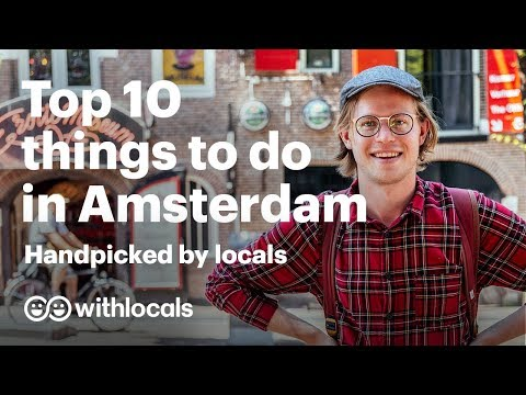 The BEST things to do in Amsterdam 🇳🇱🍻 handpicked by the locals. #Amsterdam #cityguide