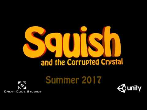 Squish and the Corrupted Crystal - Trailer thumbnail