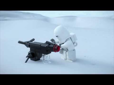 Конструктор Нападение на Хот - LEGO STAR WARS - фото № 12
