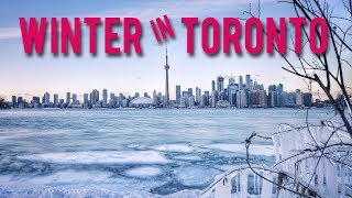 5 THINGS TO DO in TORONTO this WINTER!