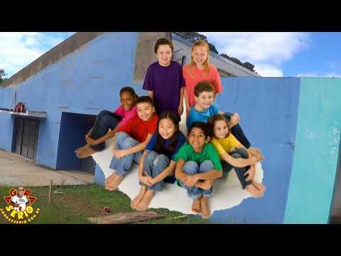 Judiação Creche dos Carolinos em São Lourenço da Serra empacou Novamente dia 4 de Abril de 2018