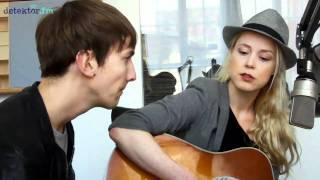 Tina Dico & Helgi Jónsson   No Time To Sleep (detektor.fm Session)