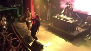 Post Malone 'never understand ' live in Denver 9-18-16