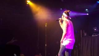 WILLIAM SINGE LIVE 2016   ONE DANCE (DRAKE)