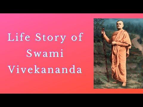 Life Story of Swami Vivekananda