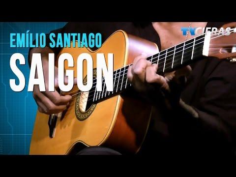 Emílio Santiago - Saigon (cover do Candô e aula de violão)